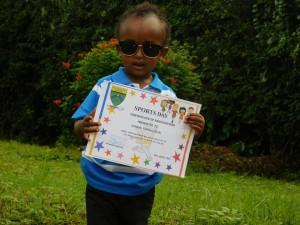 Tanganyika School, Jackline