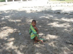 FAQ - Child in Bagamoyo