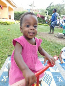 Adoption: Eligiva returns home and Neema is adopted