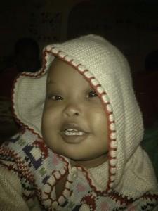 Healthy Children - Elinipa brightening up our day