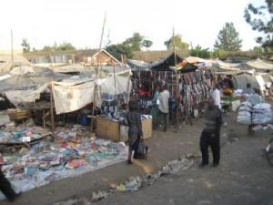 Urban Market, Tanzania